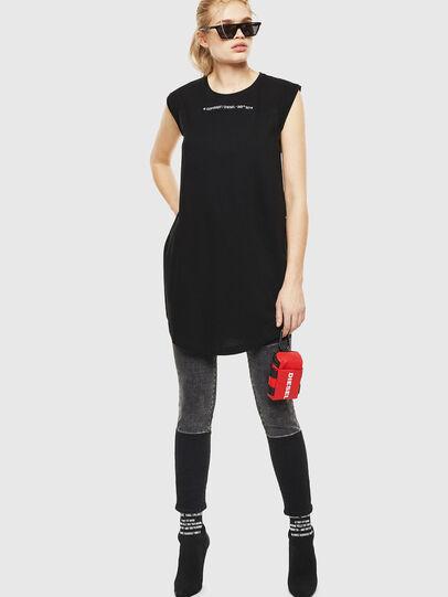 Diesel - D-FELIX, Black - Dresses - Image 5