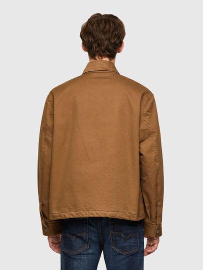 Diesel - J-COAL-COT, Light Brown - Jackets - Image 2