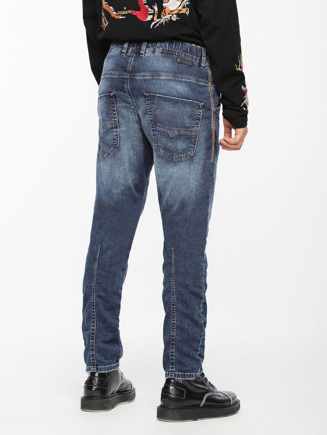 Diesel - Krooley JoggJeans 0699Z, Medium blue - Jeans - Image 2