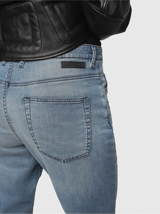 Diesel - Candys JoggJeans 069FF, Medium blue - Jeans - Image 4