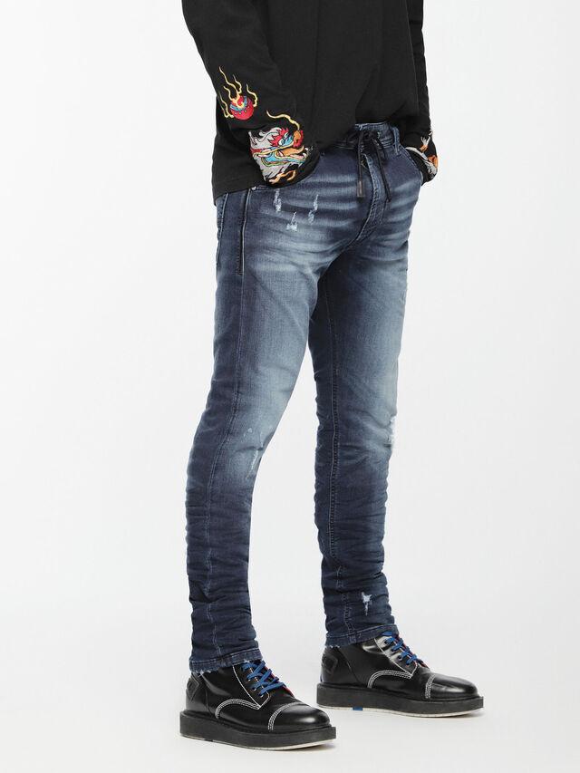 Diesel - Krooley JoggJeans 069CU, Medium blue - Jeans - Image 3