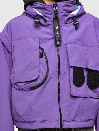 Diesel - G-LOVISA, Violet - Jackets - Image 3