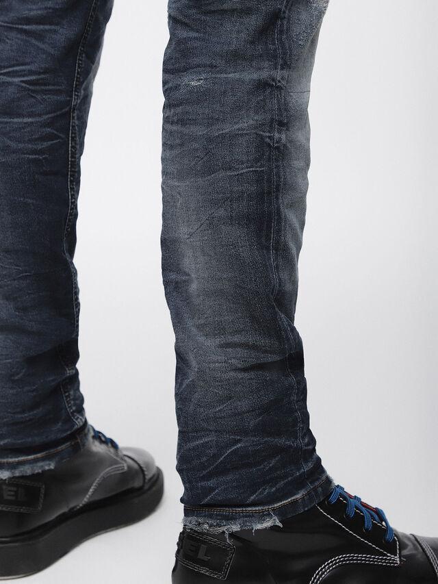 Diesel - Krooley JoggJeans 069BC, Dark Blue - Jeans - Image 3