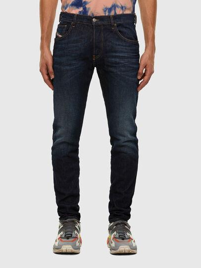 Diesel - D-Yennox 009EQ, Dark Blue - Jeans - Image 1