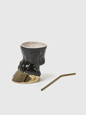 11082 Party Animal, Gold/Black - Cups