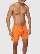 BMBX-WAVE 2.017, Orange Fluo - Swim shorts
