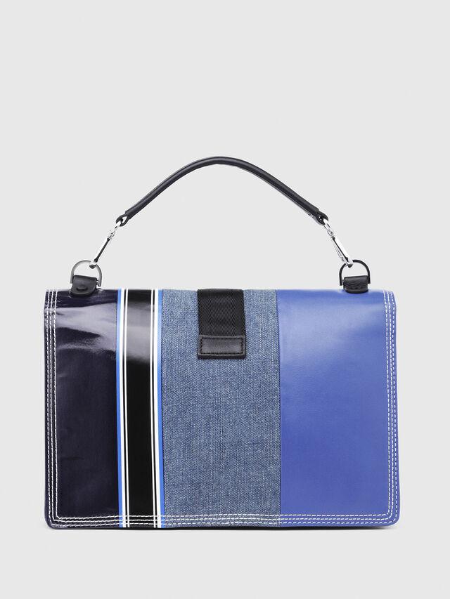 Diesel - MISS-MATCH CROSSBODY, Blue - Crossbody Bags - Image 2
