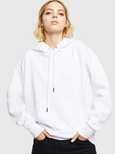 Diesel - S-ALBY-COPY-J1, White - Sweaters - Image 2