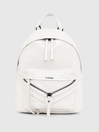 Diesel - LE-ZIPPER BACKPACK,  - Backpacks - Image 1