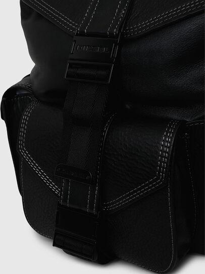 Diesel - MISS-MATCH BACKPACK, Opaque Black - Backpacks - Image 5