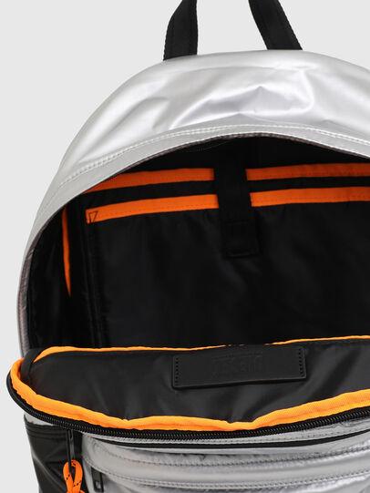 Diesel - RODYO PAT, Silver - Backpacks - Image 4