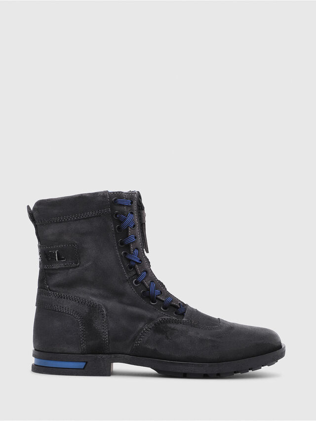 Diesel - D-OGTAG OXB, Anthracite - Boots - Image 1