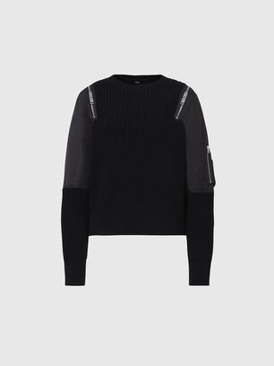 M-CLARE, Black - Knitwear