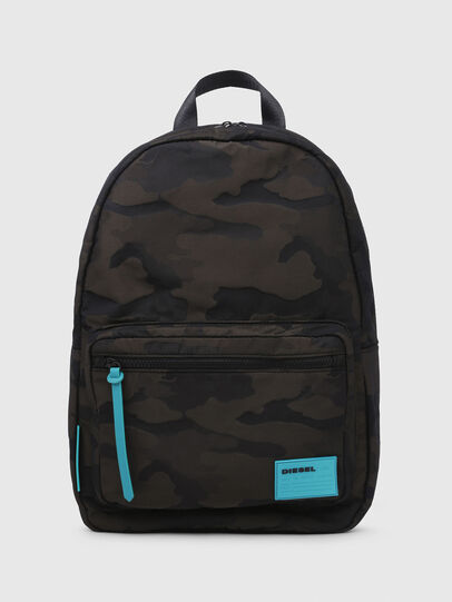 Diesel - F-DISCOVER BACK, Marron Military - Backpacks - Image 1