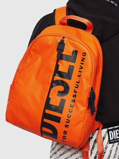 Diesel - BOLD BACK II, Orange - Backpacks - Image 7