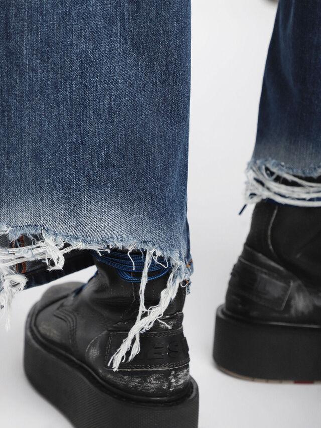 Diesel - Widee 085AG, Medium blue - Jeans - Image 6