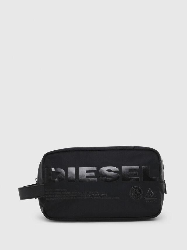 Diesel - POUCHH, Dark Blue - Bijoux and Gadgets - Image 1