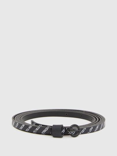Diesel - B-DUCOPY, Black - Belts - Image 1