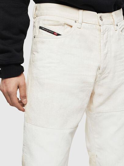 Diesel - D-Macs 009BA, White - Jeans - Image 3