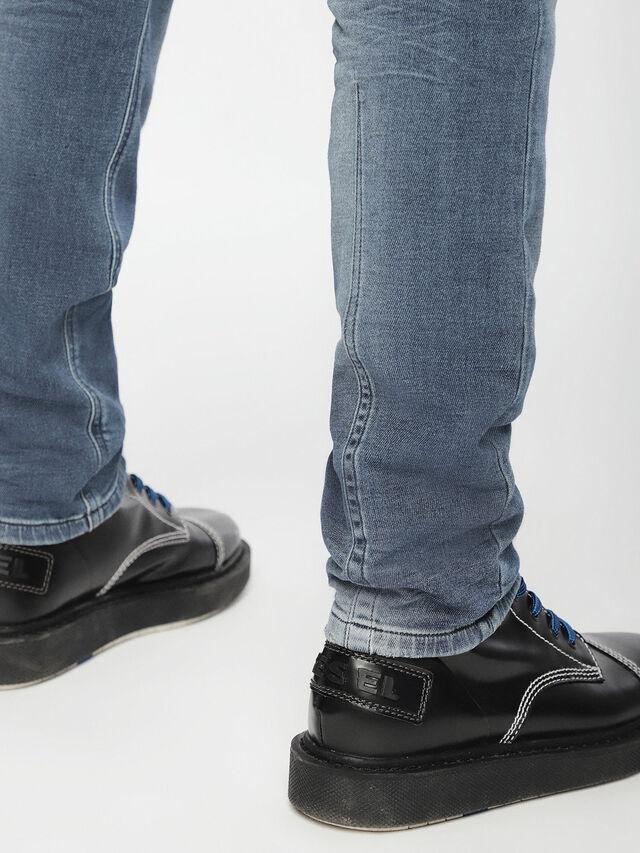 Diesel - Krooley JoggJeans 084UC, Light Blue - Jeans - Image 7