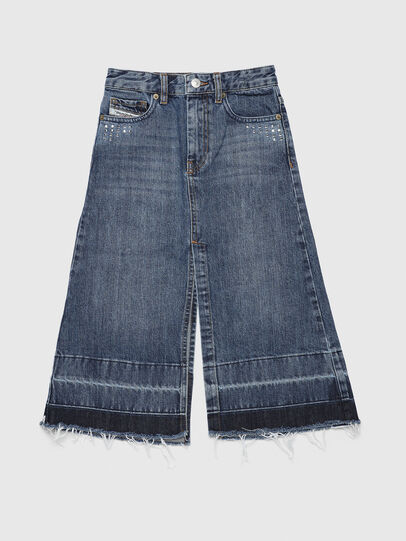 Diesel - GEINGRID, Medium blue - Skirts - Image 1