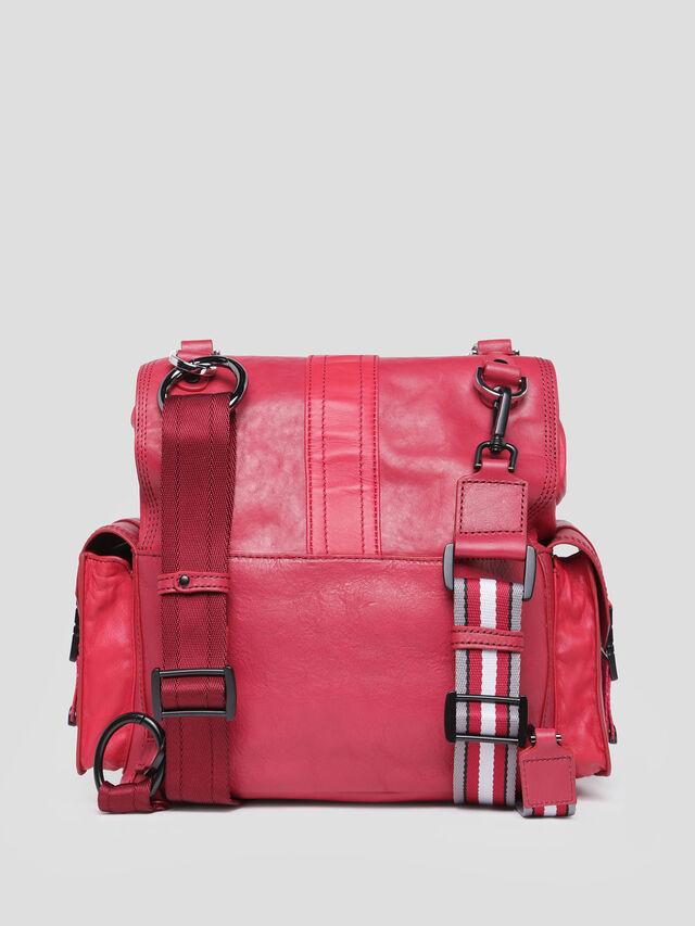 Diesel - MISS-MATCH BACKPACK, Hot pink - Backpacks - Image 2