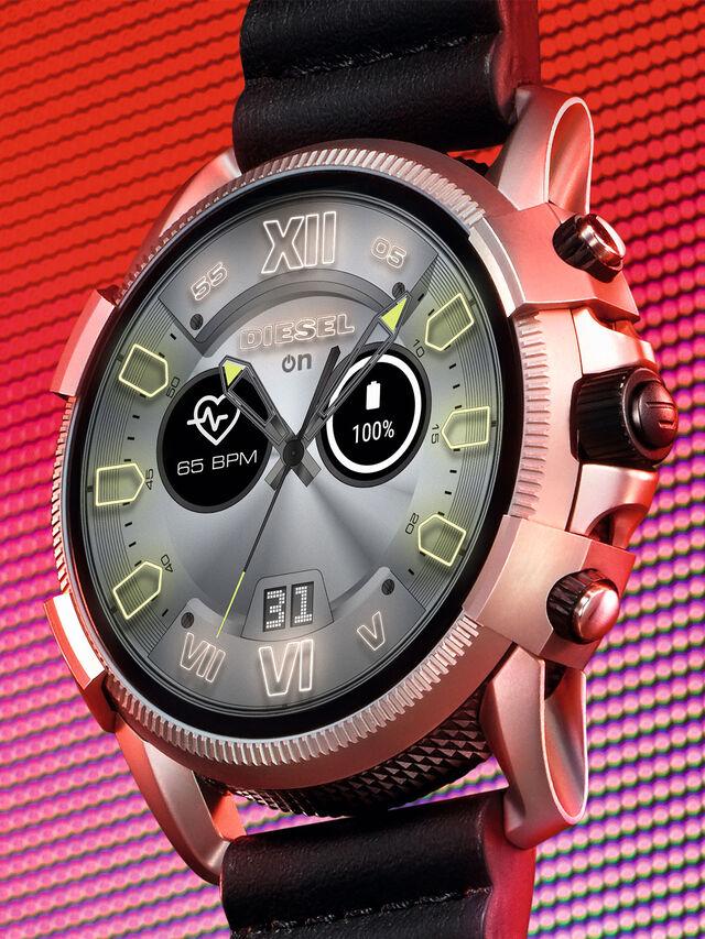 Diesel - DT2008, Black - Smartwatches - Image 2