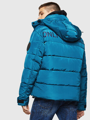 W-SMITH-YA-WH, Blue Marine - Winter Jackets