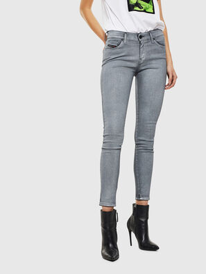 Slandy 069JV, Light Grey - Jeans