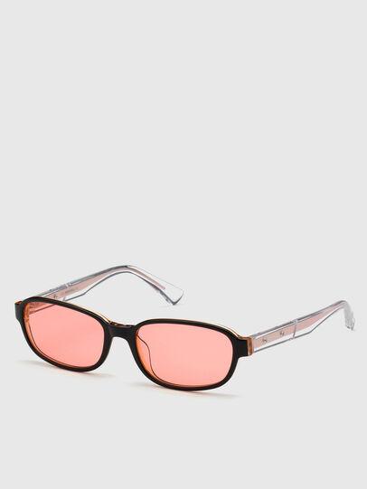 Diesel - DL0326, Pink - Sunglasses - Image 2