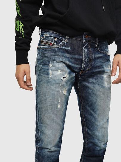 Diesel - Thommer 0092I, Dark Blue - Jeans - Image 3