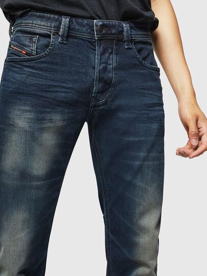 Diesel - Larkee 084AU, Dark Blue - Jeans - Image 3