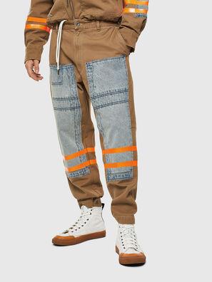 P-CARUSO, Light Brown - Pants