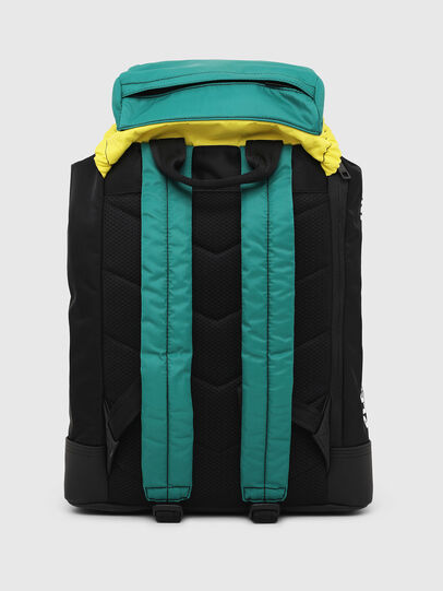 Diesel - F-SUSE BACKPCK, Multicolor/Black - Backpacks - Image 2