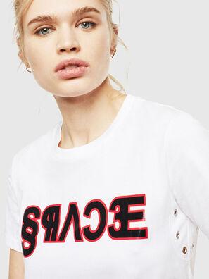 T-SILY-WO, White - T-Shirts
