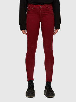 D-Roisin 0096H, Red - Jeans