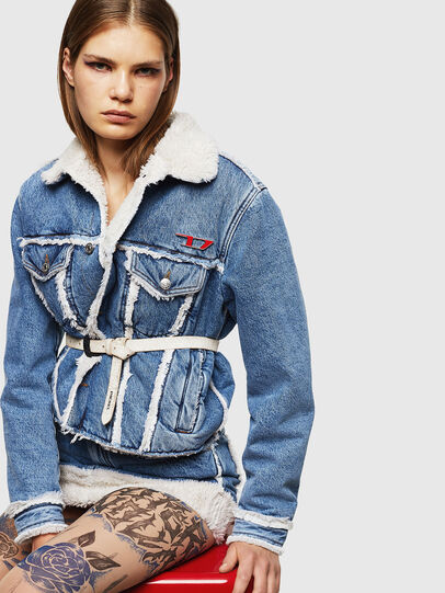 Diesel - DE-SVEA,  - Winter Jackets - Image 5