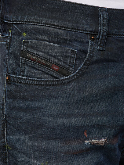 Diesel - D-Strukt JoggJeans 069QH, Dark Blue - Jeans - Image 3