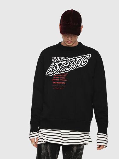Diesel - S-BAY-YC,  - Sweaters - Image 4
