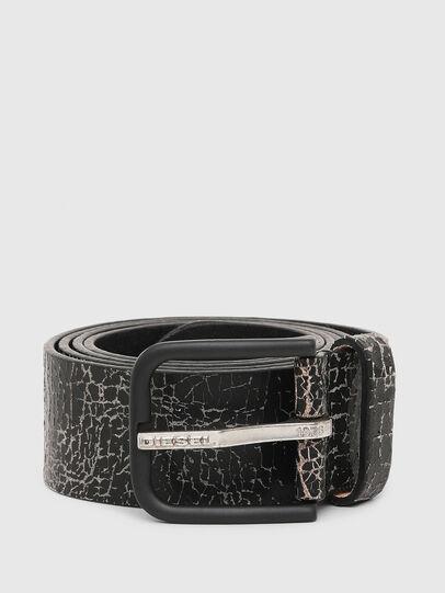 Diesel - B-REAL, Black - Belts - Image 1