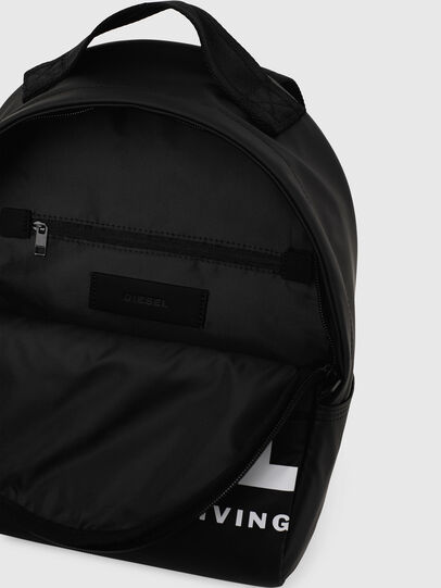 Diesel - F-BOLD BACK III, Black - Backpacks - Image 6