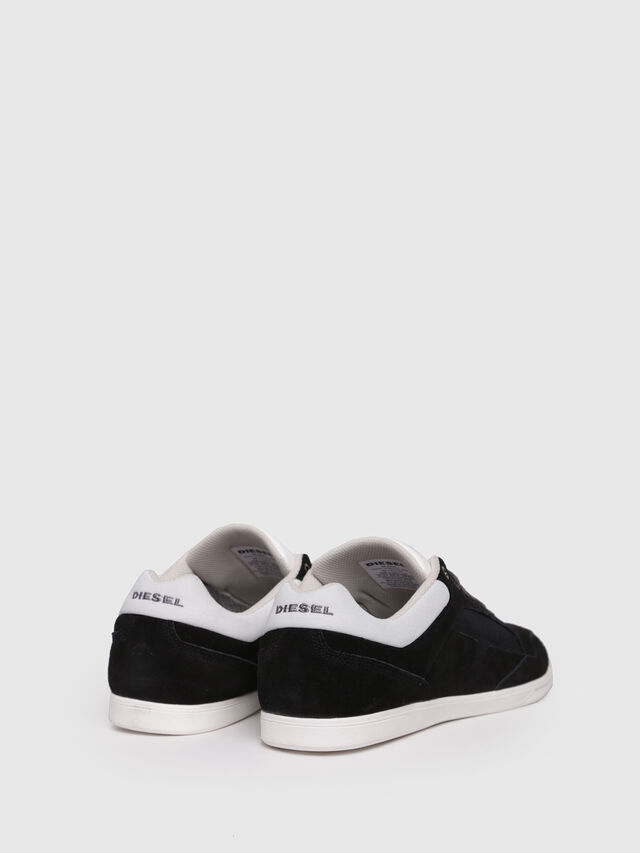 Diesel - S-HAPPY LOW, Black - Sneakers - Image 2
