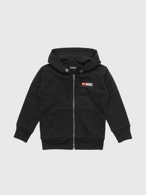 SALBYZIP OVER, Black - Sweaters