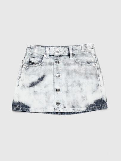 Diesel - GEJODY-R, Blue/White - Skirts - Image 1