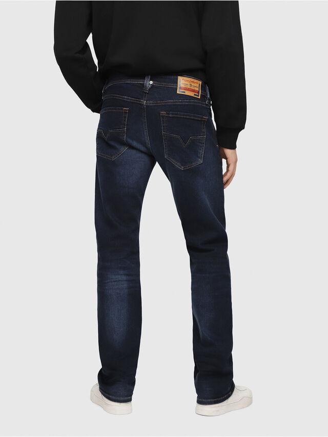 Diesel - Larkee C84VG, Dark Blue - Jeans - Image 2