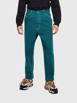 P-LAMAR, Green - Pants