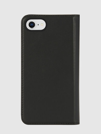 Diesel - SLIM LEATHER FOLIO IPHONE 8/7,  - Flip covers - Image 2