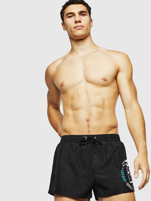 BMBX-SANDY 2.017, Black - Swim shorts