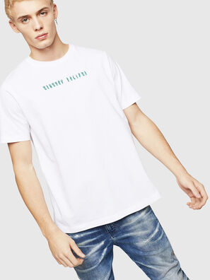 T-JUST-A4, White - T-Shirts