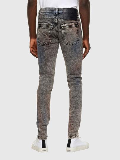 Diesel - D-Amny 009VG, Black/Dark grey - Jeans - Image 2